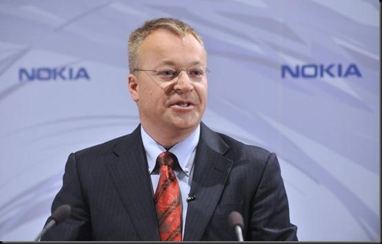 Stephen Elop,CEO da Nokia reassume compromisso com Symbian, Nokia, Symbian, celulares