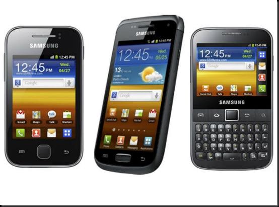 Novos smartphones Samsung Galaxy chegam ao país, Samsung, Smartphones