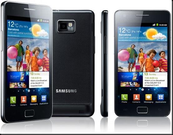 Samsung já vendeu 300 milhões de celulares em 2011, Mercado