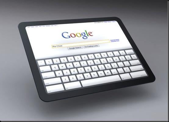 Tablet Google Nexus?  Eric Schmidt garante que sim e nos próximos 6 meses, Tablet, Google, Android