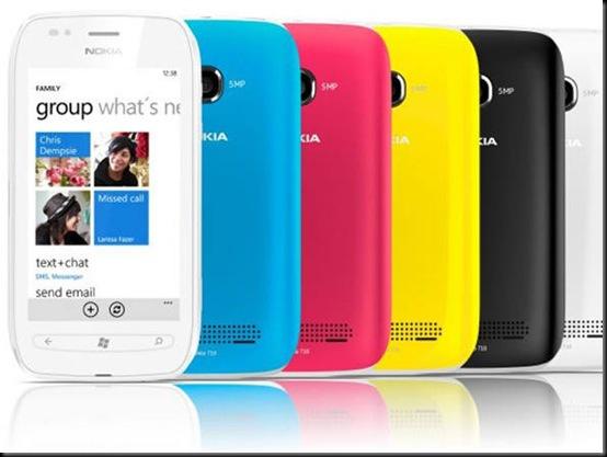 Windows Phone da Nokia chegará ao mercado brasileiro até março, Nokia lumia 800, Nokia lumia 710, Nokia, lançamento, mercado, Windows phone, Nokia, Brasil