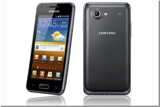 Galaxy S Advance é elo perdido entre o Galaxy S e o SII, Samsung, Smartphones, Android, Lançamentos