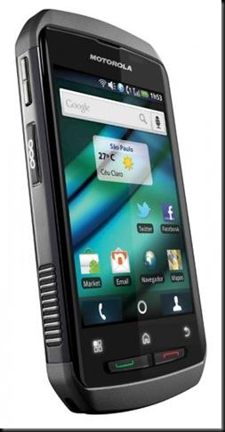 Motorola lança o i940 no Brasil, um Android com rádio tipo Nextel, Smartphones, Motorola, Android, Lançamento