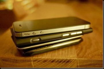 O que é phone stacking