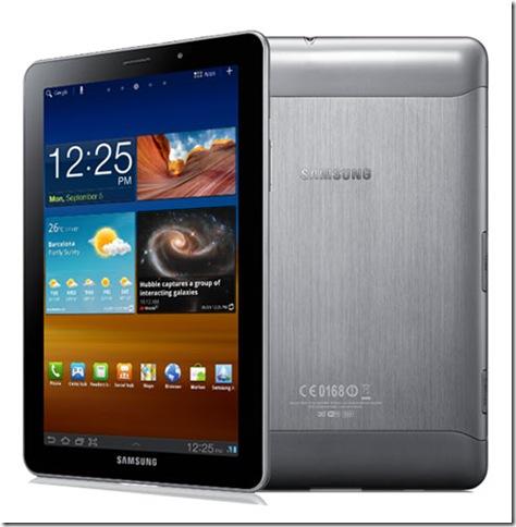 Samsung Galaxy Tab 7.7 Plus no Brasil. Com data e preço definidos., Samsung, Tablet, lançamento