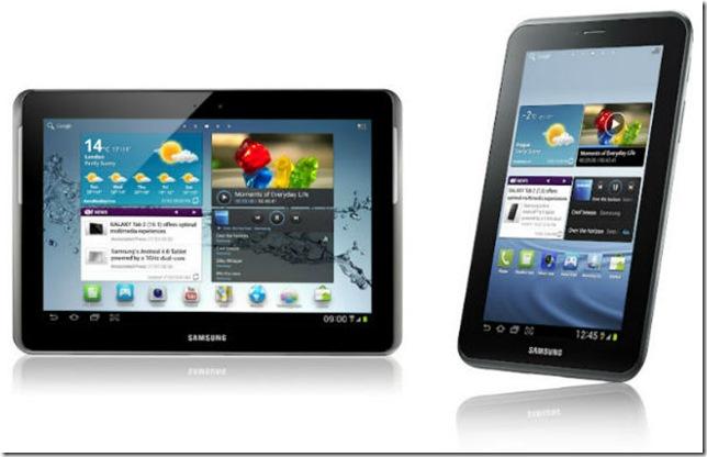 Samsung apresenta novos Galaxy Tab 2, Samsung, lançamentos, Tablets, Android