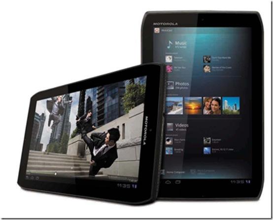 Motorola lança o Xoom 2 Media Edition com conexão 3G no Brasil, Motorola, Tablets, lançamento