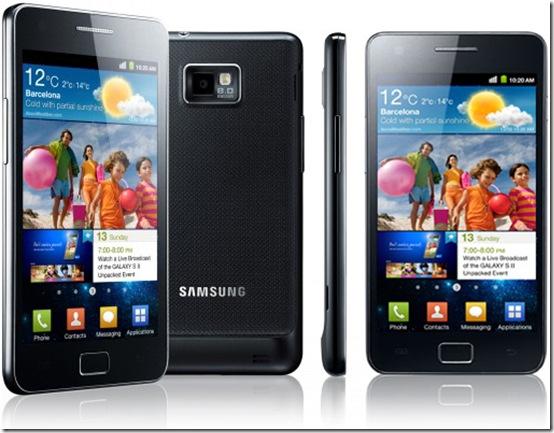 Android 4.0 deve chegar ao Galaxy S II em primeiro de março, Samsung, Android, smartphones