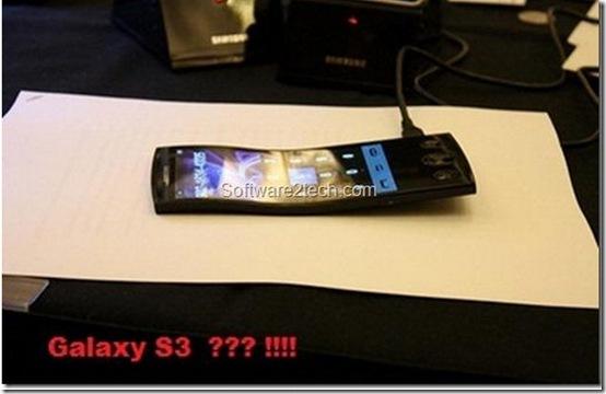 Samsung com tela flexivel ainda este ano?, Samsung, Smartphones