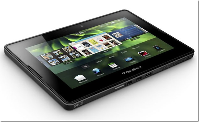RIM estuda produção de tablets no Brasil, RIM, Tablets, Playbook