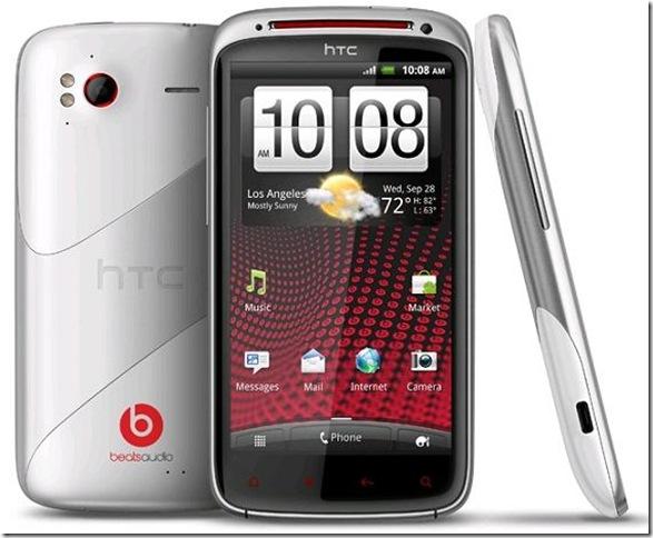 HTC detalha calendário de atualização para o Android 4, HTC, Androi, Ice Cream Sandwich, Smartphontes.