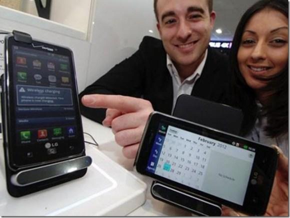 LG anuncia novo carregador sem fio, LG, Smartphones
