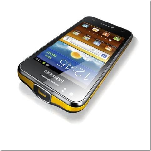 Samsung Galaxy Beam, com projetor embutido, virá para o Brasil por R$ 1.700, Samsung, Smartphones, lançamentos, android
