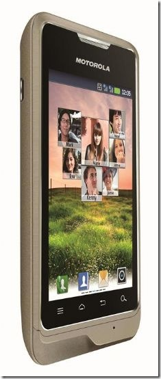Motorola anuncia XT390: Android Dual-SIM de baixo custo, Motorola, Android, lançamentos