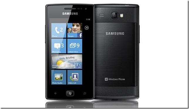 Samsung com Windows Phone 8 chega em outubro, Samsung, Windows Phone, Smartphones