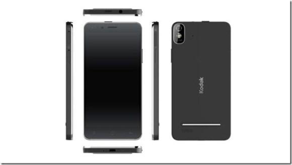 O primeiro smartphone da Kodak já está disponível na Europa, Android, Kodak, Lançamentos, Smartphones
