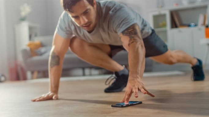 Best fitness Mobile Apps in Playstore
