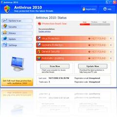 How to remove Antivirus XP 2010 Malware