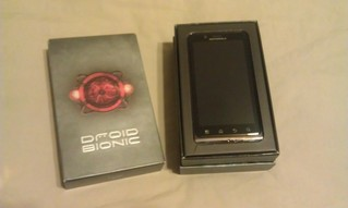 Hands On Preview: Motorola Droid Bionic For Verizon Wireless