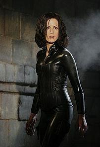 The Vampire Selene