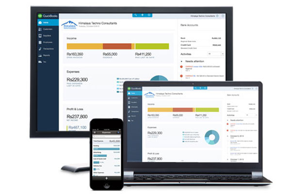 Cool stuff from Intuit - QuickBooks Mobile