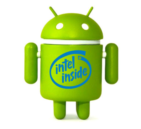 Android: The New Platform For Intel Architecture