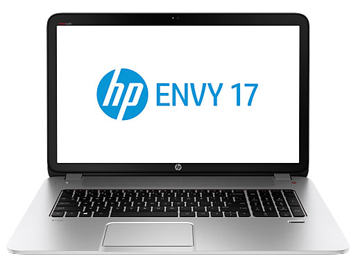 HP Envy 17 Review: Power Plus Beauty