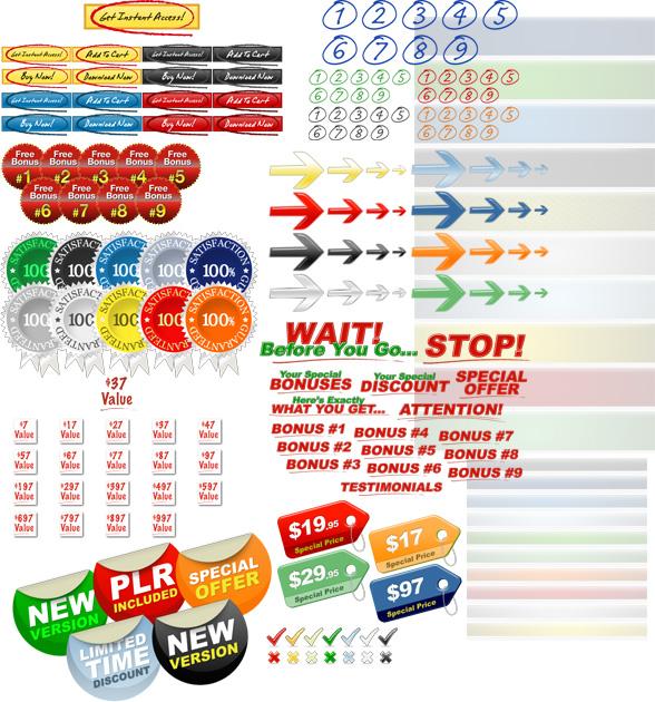 Internet Marketing Graphics Plugin