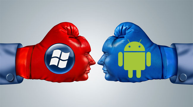Why Choose Windows Phone Over Android?