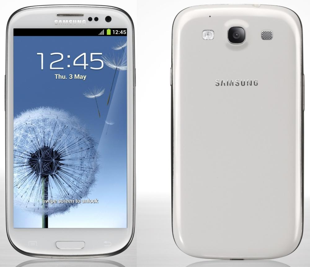 Important Features of Samsung's Galaxy S III (S3)