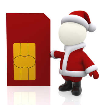 Free SIMS For Christmas