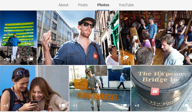 Google+ Photos to become a separate service from Google+