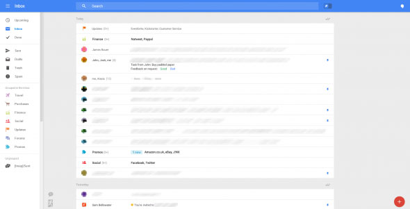 Google is reportedly testing a major Gmail redesign