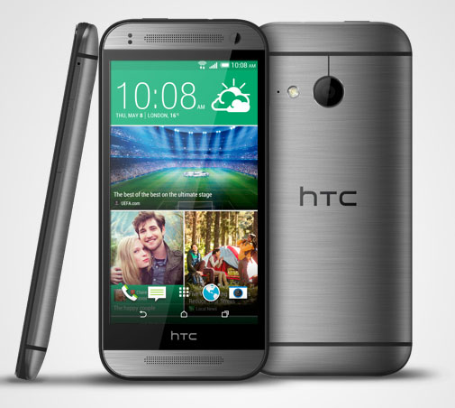 HTC One Mini 2 Announced With 13MP Camera But Fails To Impress