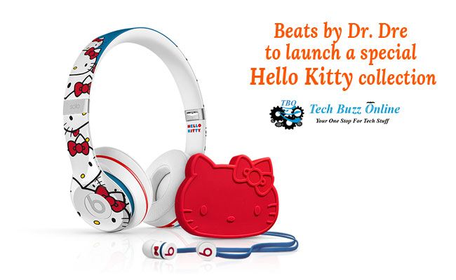 Beats by Dr. Dre to launch a special Hello Kitty collection
