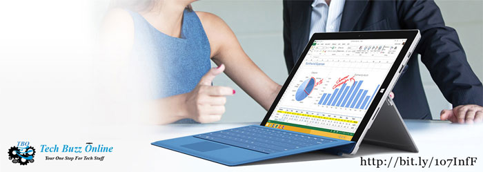 Use Surface Pro 3 the business way