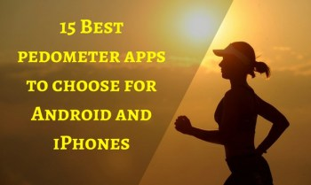 Choose the best pedometer app for your Android or iPhone