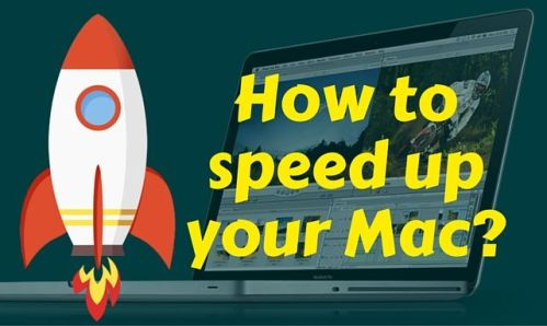 How to speed up your Mac?