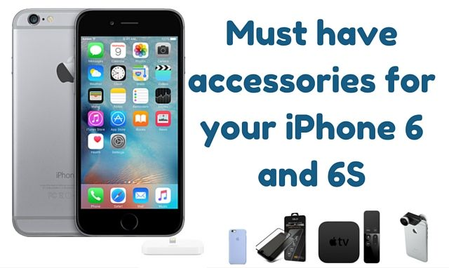 10 Best iPhone 6 and 6S Accessories