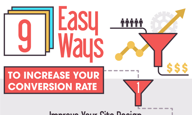 How to increase your website's conversion rate?