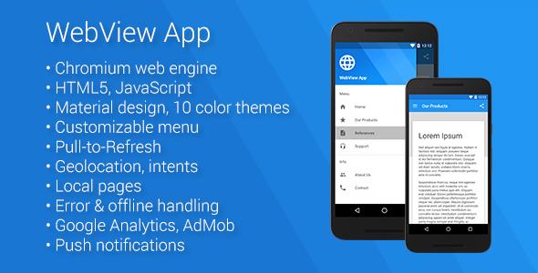webview app