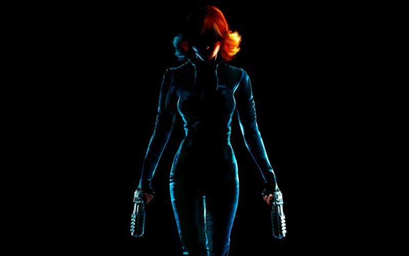 Perfect Dark Game Background