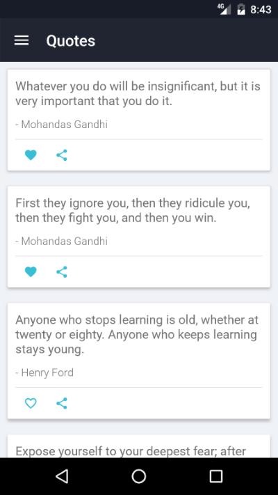 nxgp quotes app