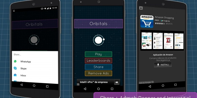 Best 15 Android Game Templates - Android Studio, HTML5