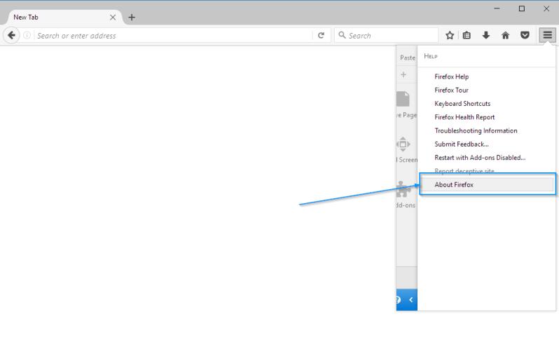 Firefox Version Screen2