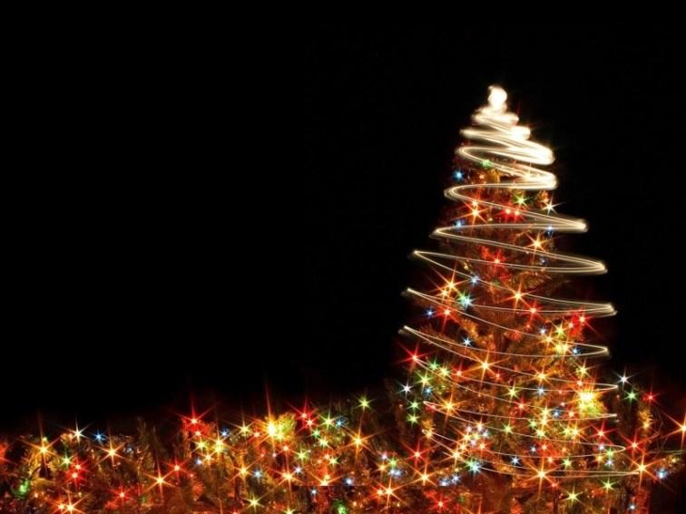 Artistic Christmas Tree