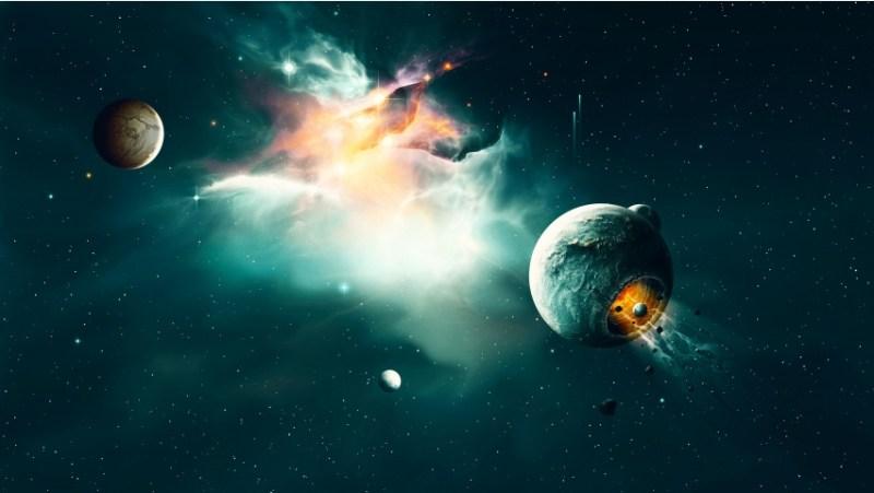 Space Universe Galaxy