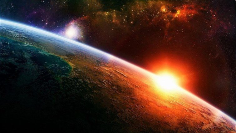 Planet and Light
