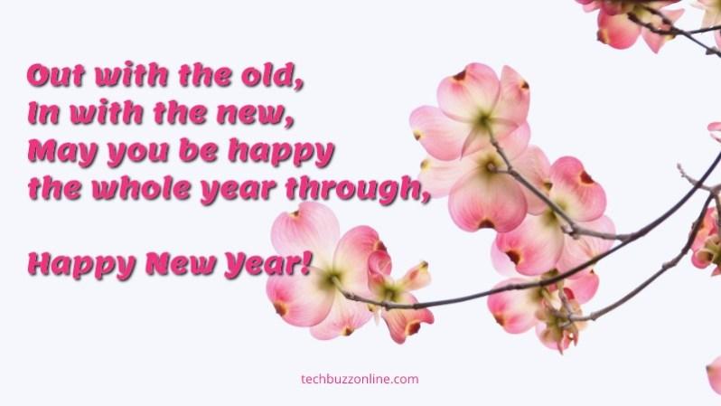 New Year Greeting 5