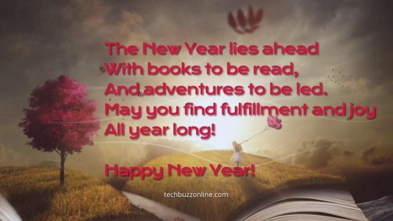 New Year Greeting 12